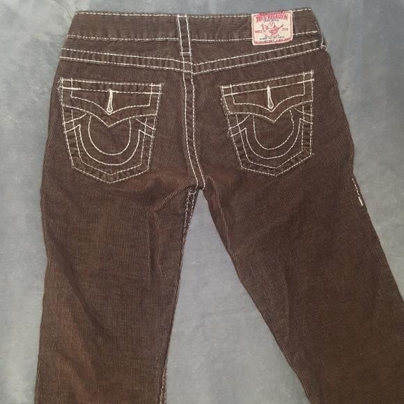 fd79a90607 True Religion Pants | Joey Big T Flare Wide Corduroy | Poshmark